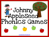 Johnny Appleseed Phonics Games