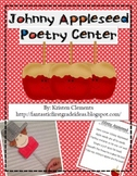 Johnny Appleseed {Poetry Center}