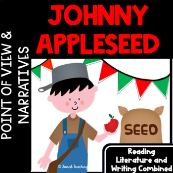 Point of View/Narrative Writing/Johnny Appleseed/Fall/Was a HIT! (RL4.6 / W.4.3)