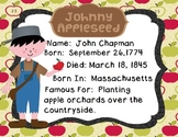 Free Johnny Appleseed Poster