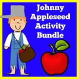 Johnny Appleseed Worksheets | Printables | Activities Bundle