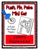 Johnny Appleseed Push Pin Poke No Prep Printables - 6 Pict