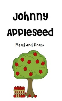 Johnny Appleseed Read and Draw