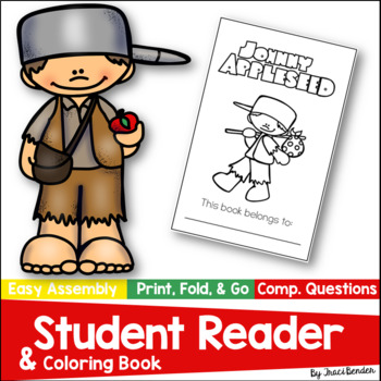 Johnny Appleseed Reader