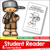Johnny Appleseed Reader & Coloring Book