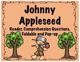 Johnny Appleseed Reader, Comprehension Questions, STEM Pop