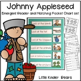 Johnny Appleseed Reader and Pocket Chart Sentence Set