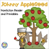 Johnny Appleseed Reader and Printables