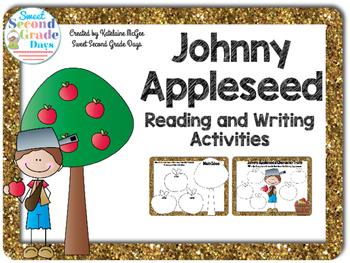 Johnny Appleseed Reading Skills Activities