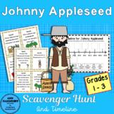 Johnny Appleseed Scavenger Hunt Grades 1 - 3