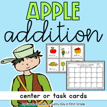 Johnny Appleseed Scoot {+1 freebie!}