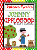 Johnny Appleseed Scrambled Sentences