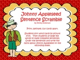 Johnny Appleseed Sentence Scramble