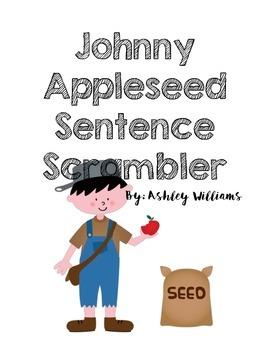 Johnny Appleseed Sentence Scrambler