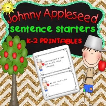 Sentence Writing: Fall Theme