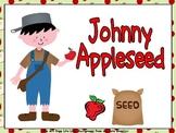 Johnny Appleseed Shared Reading- Kindergarten