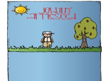 Johnny Appleseed Smartboard