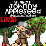 Johnny Appleseed Social Studies Interactive Notebook