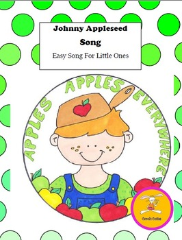 Johnny Appleseed Song - for Little Ones