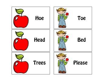 Johnny Appleseed: Speech & Language Companion