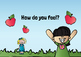 Johnny Appleseed Story Feelings Map - Kindergarten and Fir