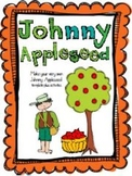 Johnny Appleseed Template and Activities