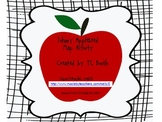 Johnny Appleseed Thematic Map Activity