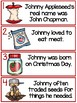 Johnny Appleseed - True or False