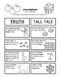 Johnny Appleseed: Truth or Tall Tale?