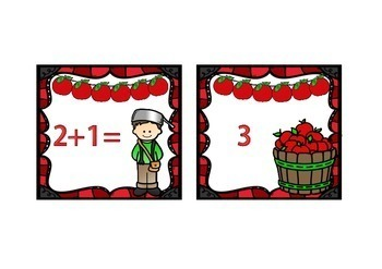 Johnny Appleseed Unit (Literacy and Math Activities)