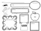 Johnny Appleseed Unit~ Includes Graphic Organizers & Much More!