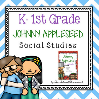 Johnny Appleseed Themed Unit Pack