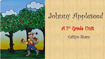 Johnny Appleseed Unit- Small