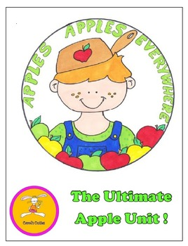 Johnny Appleseed Unit-The Ultimate Unit for Fall or Apples