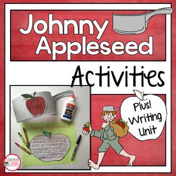 Johnny Appleseed Activities