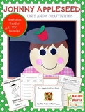 Johnny Appleseed Unit with Nonfiction Book and Craftivitie