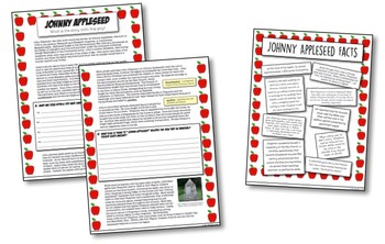 Johnny Appleseed: What is the story with this guy? A guide to Johnny Appleseed!