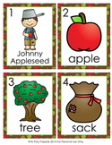 Johnny Appleseed Write the Room
