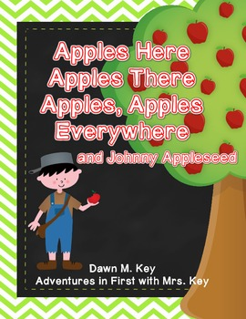 Apples Here, Apples There, Apples, Apples Everywhere and Johnny Appleseed