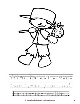 Johnny Appleseed and the Fruits of the Spirit Coloring Book