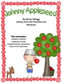 Johnny Appleseed by Steven Kellogg Literary Unit