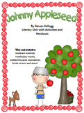 Johnny Appleseed by Steven Kellogg Literary Unit
