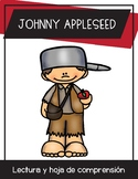 Johnny Appleseed in Spanish
