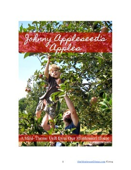 Johnny Appleseed's Apples