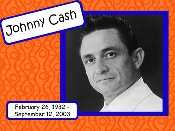 Johnny Cash: Musician in the Spotlight