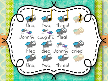 Johnny Caught a Flea (One, Two, Three): Introducing Low Do
