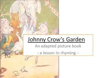 Johnny Crow's Garden - Power Point