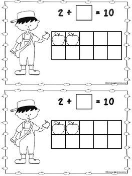 Johnny Make 10 Booklet -(With Bonus Make 5 Booklet)