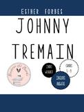 Johnny Tremain American Revolution Webquest Handout
