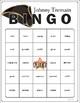 Johnny Tremain Bingo